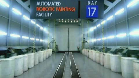 GE, Robots commercial by Global Entertainment Industries in Burbank, CA