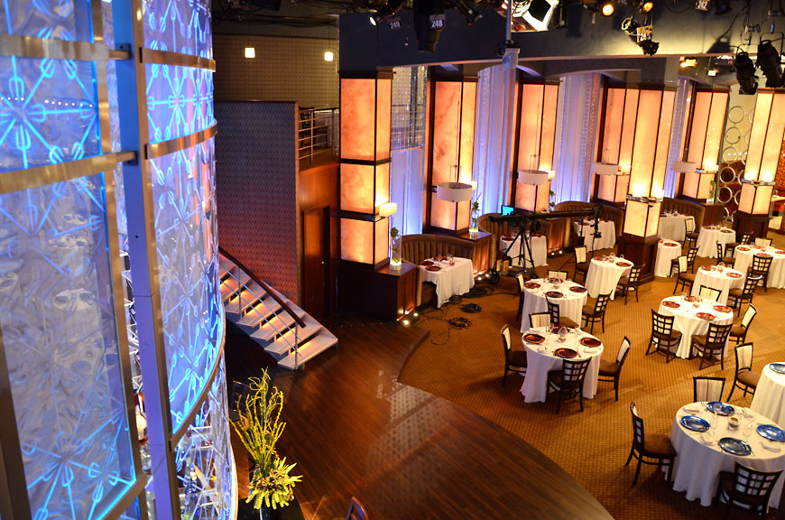 Hell's Kitchen 2006; set design by Global Entertainment Industries in Burbank, CA
