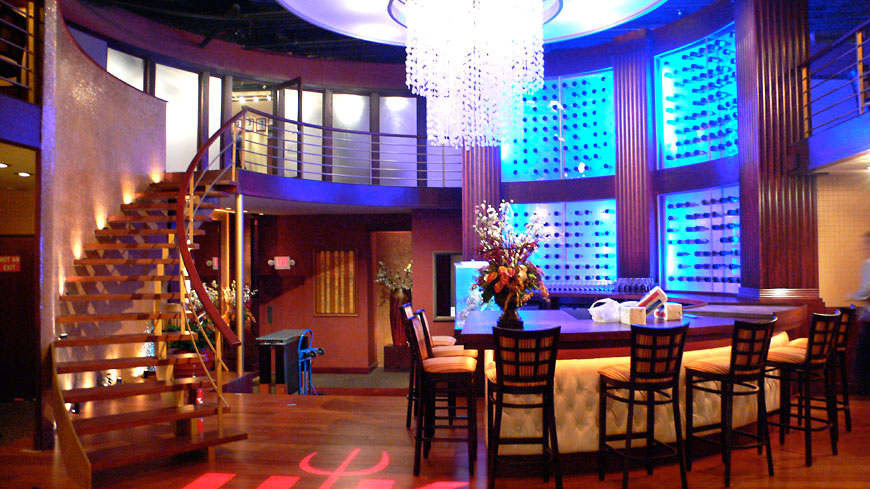 Hell's Kitchen 2007; set design by Global Entertainment Industries in Burbank, CA