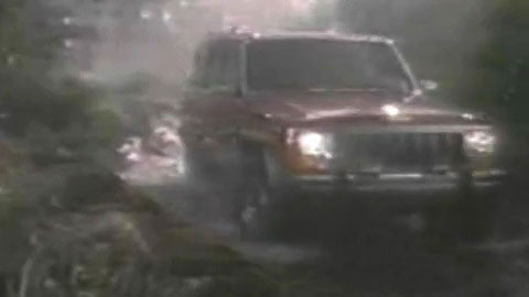 Jeep commercial by Global Entertainment Industries in Burbank, CA