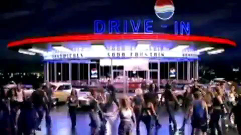 Pepsi commercial by Global Entertainment Industries in Burbank, CA