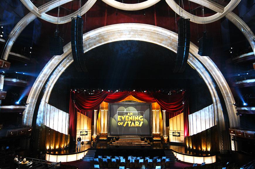 Stevie Wonder Tribute; set design by Global Entertainment Industries in Burbank, CA